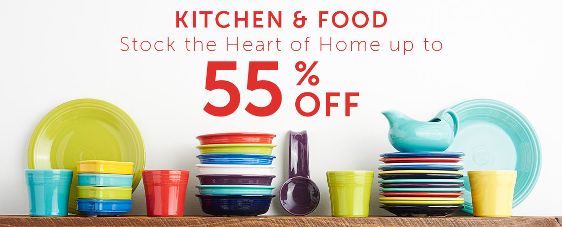 KITCHEN & FOOD Stock the Heart of Home up to 55% OFF at ShopHQ