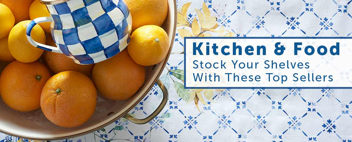 Kitchen & Food Stock Your Shelves With These Top Sellers at ShopHQ