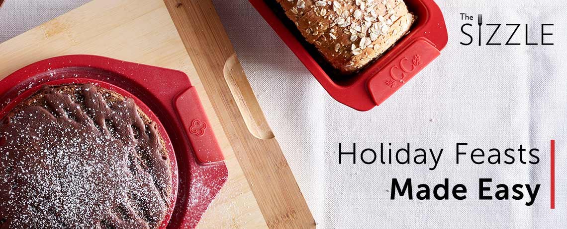 The Sizzle Holiday Feasts Made Easy