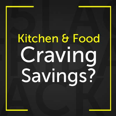Kitchen & Food Craving Savings? at ShopHQ
