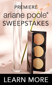 PREMIERE ARIANE POOLE COSMETICS SWEEPSTAKES - 315-135 Ariane Poole Cream Concealer Palette