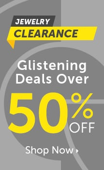 Jewelry Glistening Deals Over 50% OFF at ShopHQ
