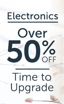 Electronics  Over 50% OFF  Time to Upgrade at ShopHQ