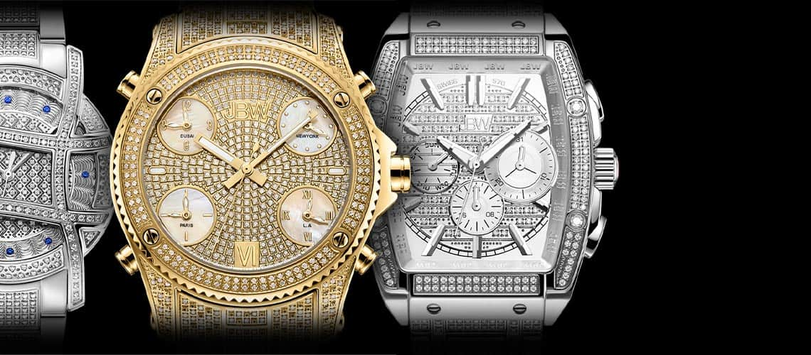 JBW Diamond Timepieces at ShopHQ
