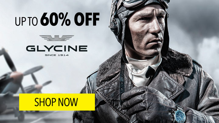 UP TO 60% OFF GLYCINE