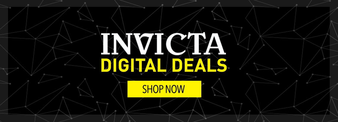 INVICTA DIGITAL DEALS