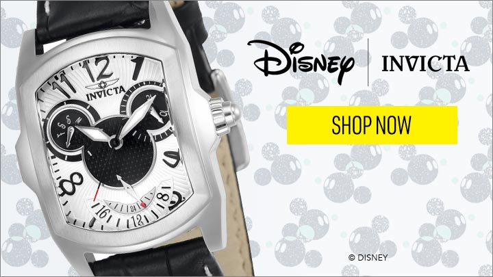 STARTING AT $29.99 INVICTA DISNEY