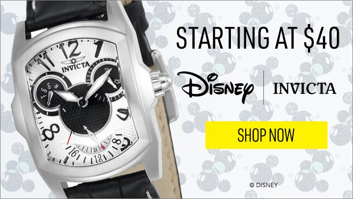 INVICTA DISNEY