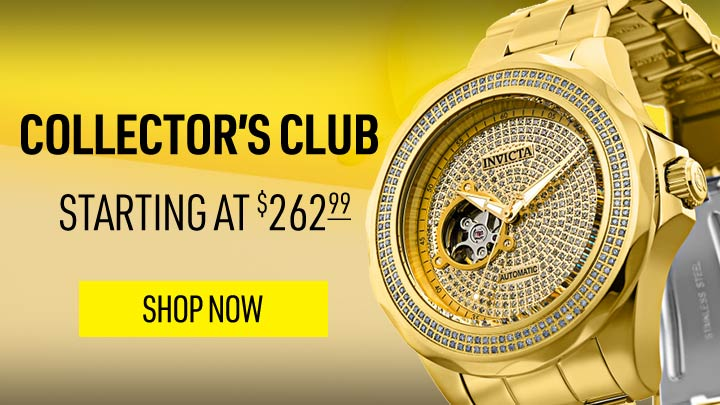 Collector's Club Starting at $262.99 - 672-555