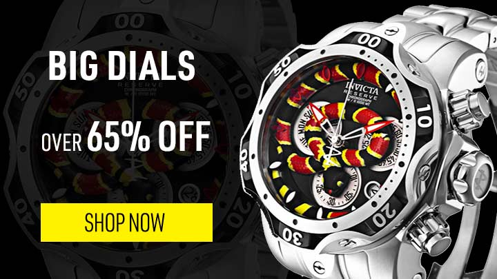 Big Dials - Over 65% OFF - 671-630