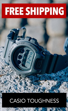 FREE SHIPPING CASIO TOUGHNESS