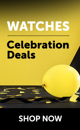 ShopHQ - Celebration Deals - Watches
