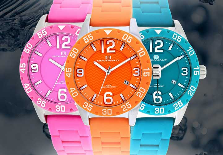 Oceanaut at ShopHQ - Oceanaut watches evoke a lifestyle of luxury and fashion.