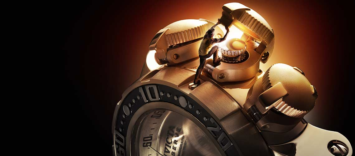 Invicta Breakdown - Join our panel of experts every week as they break down the latest timepiece trends and designs. Whether you're new to the world of Invicta or a seasoned collector, this is your show.
