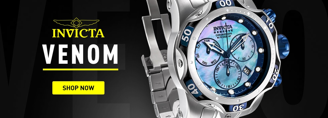 Invicta Venom at ShopHQ
