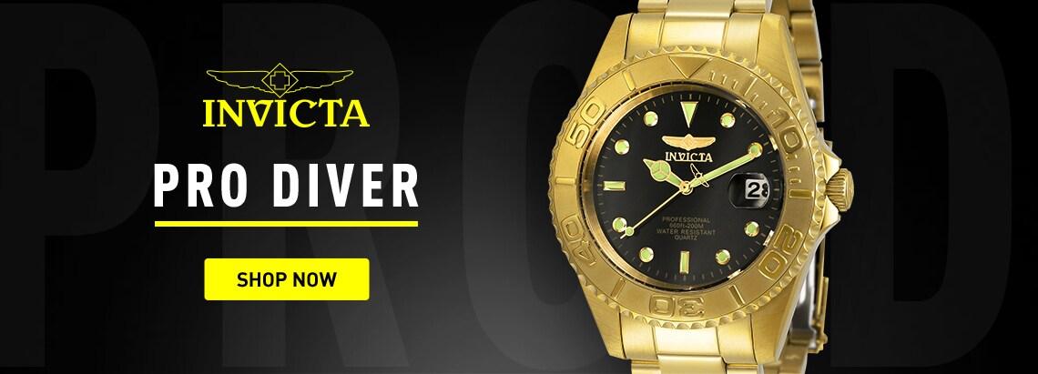 Pro Diver at ShopHQ 673-861
