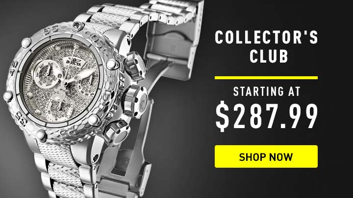 Collector's Club starting at $287.99 at ShopHQ shop now - 667-436 Invicta 42mm Subaqua Noma VI Swiss Quartz Chrono Dive 0.83ctw Diamond Watch
