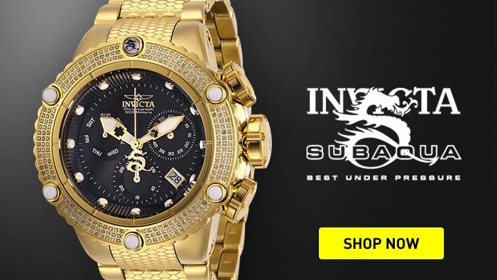 Invicta SubAqua Best Under Pressure at ShopHQ