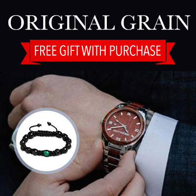 ORIGINAL GRAIN - FREE GIFT WITH PURCHASE