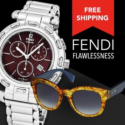 FREE SHIPPING FENDI FLAWLESSNESS