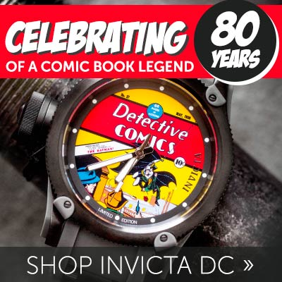 CELEBRATING 80 YEARS Shop Invicta DC -669-881