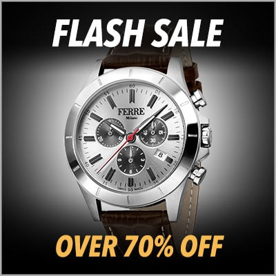 Flash Sale Ferre Milano Over 70% OFF at ShopHQ