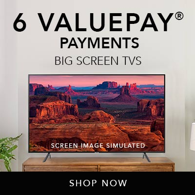6 VALUEPAY® PAYMENTS   BIG SCREEN TVS at Evine - 479-539 Samsung 75-inch Q6FN Series 4K Ultra HD QLED TV