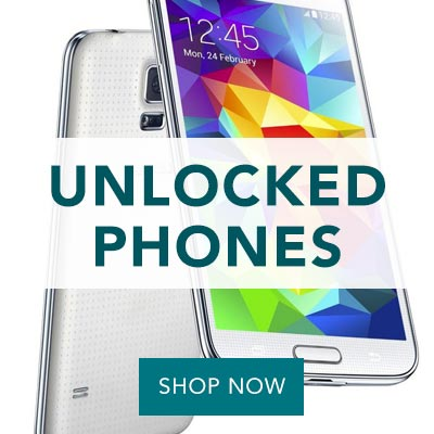 UNLOCKED PHONES at Evine