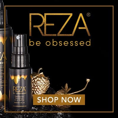 REZA BE OBSESSED at Evine