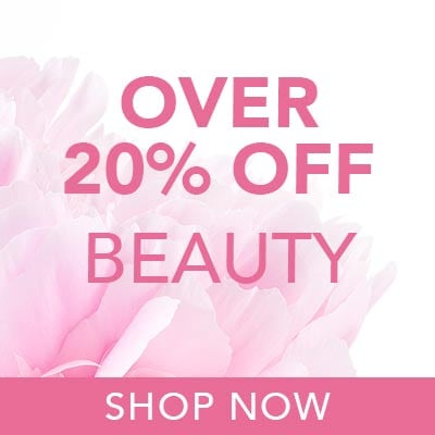 OVER 20% OFF BEAUTY at Evine