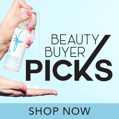 BEAUTY BUYER PICKS at Evine