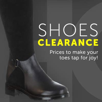 SHOES CLEARANCE Prices to make your toes tap for joy! at ShopHQ -740-614 Pajar Carry F Leather Buckle Detailed Side Zip Knee-High Boots