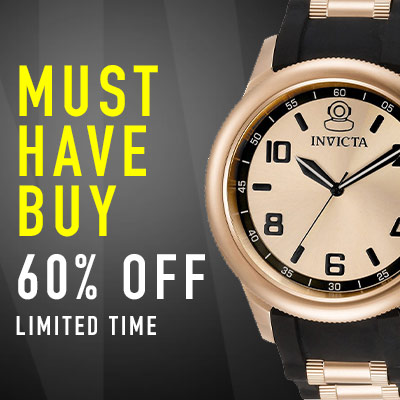 Must Have Buy 60% OFF Limited Time at ShopHQ - 673-582 Invicta Women's Russian Diver Quartz Oyster Dial Stainless SteelSilicone Strap Watch