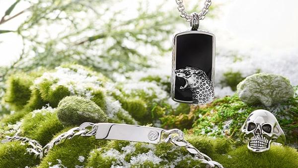 Men's Jewelry at ShopHQ - 168832, 158211, 168841