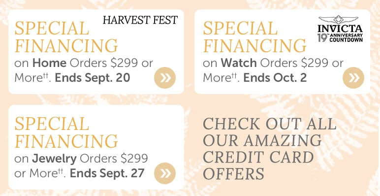 Check out all our amazing credit card offers