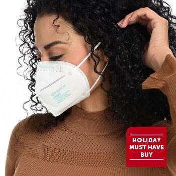Face Masks FDA Authorized KN95 Masks & More $15 003-046 Powecom Choice of Quantity Respirator FDA Authorized KN95 Masks for Personal Use