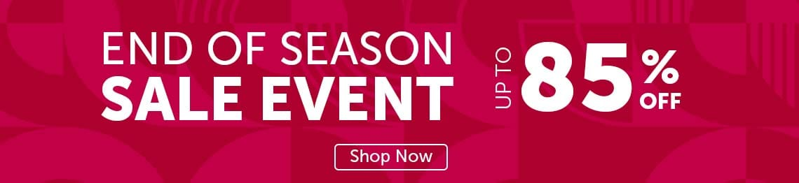End Of Season Sale Event at ShopHQ