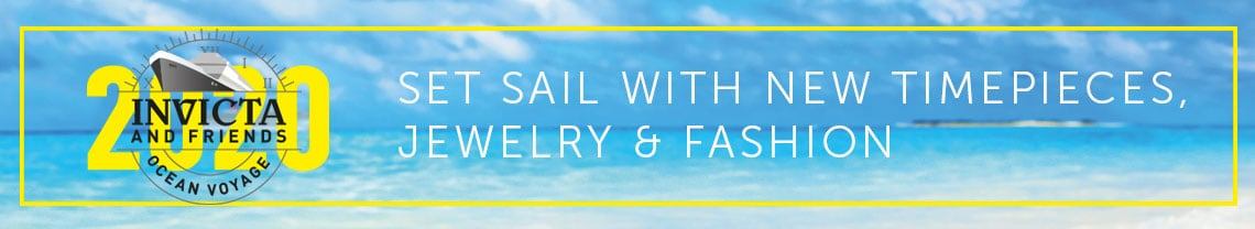 Set Sail With New Timepieces, Jewelry & Fashion at ShopHQ
