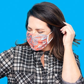 Wake Up in Style Join Our Fashion Gurus - 002-755 Medic Therapeutics 5 Pack Choice of Fashion Face Masks
