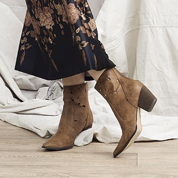 Fall Footwear Boot Season is Back