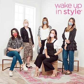 Wake Up in Style Anniversary Presale Savings Up to 50% Off