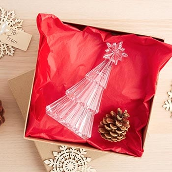 Waterford Crystal New Low Prices - Perfect for Gifts - 476-112 Marquis by Waterford Holiday Choice of Size Crystalline Tree