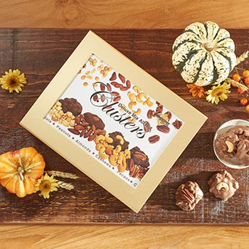 Gifts From Waggoner Gourmet Chocolates & More 417-485 Waggoner Chocolates Designer Series Assorted Gourmet 6.75 oz.