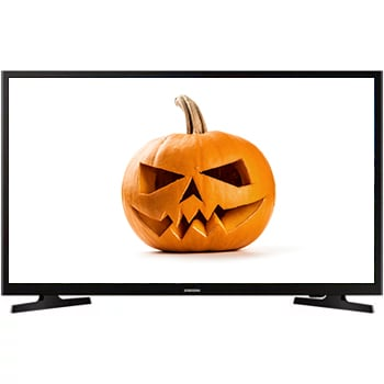 Bone-Chilling Clearance Prices - Offers Slashed 50% Or More - 480-889 Samsung 32 HD 1080P Smart LED TV