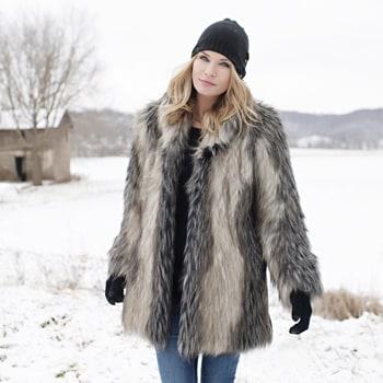Donna Salyers' Faux Furs