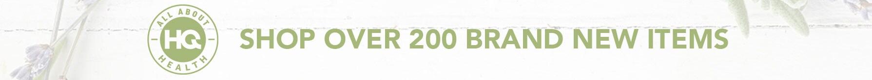 Event Logo   Shop Over 200 Brand New Items
