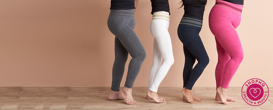 003-412 - Sankom Shapewear Body Shaping Activewear Leggings (Choice of Color)