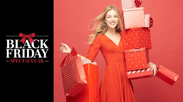Black Friday Spectacular Take An Extra 20% Off Orders $99+ with Code: BLACKFRIDAY20  *Exclusions Apply