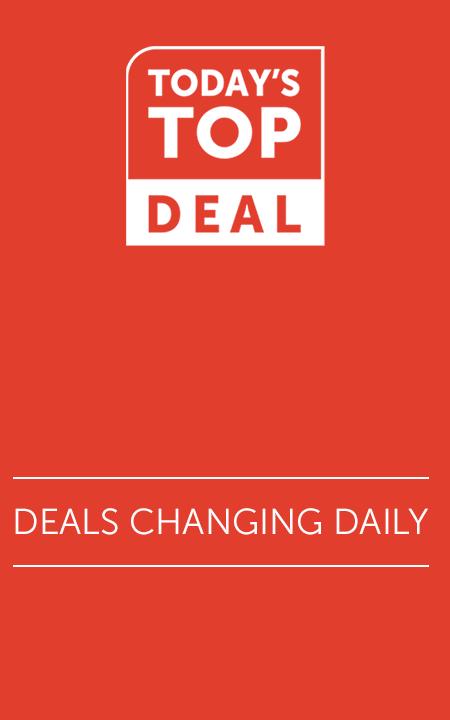Today's Top Deals at ShopHQ