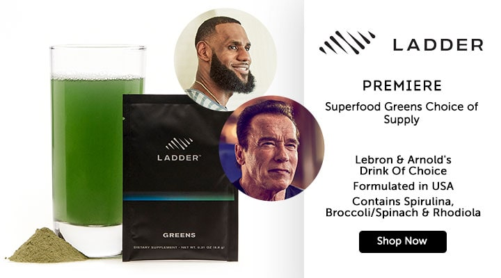 002-765 - Premiere Ladder Superfood Greens Choice of Supply